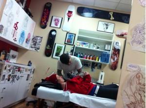 ink and honey tattoo - port coquitlam
