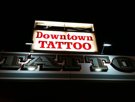 Downtown Tattoo Las Vegas Your Local Tattoo Shop